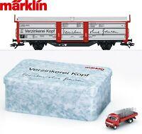 "Märklin H0 48120 Museumswagen 2020 ""Verzinkerei Kopf"" - NEU + OVP"