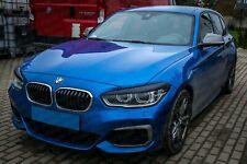 Eyelids BMW F21 1 series ABS plastic headlight spoiler eyebrows ögonlock lid