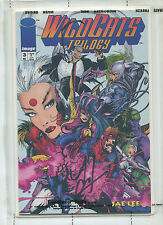 Wild C.A.T.S Trillogy #1-3  ~All Signed by Jae Lee~ (Grade 9.2 OB) WH