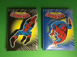 Marvel Spider Man Diario agenda Scuola non datato Medium Diary