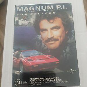 Magnum PI - Complete Season One  Series DVD Box Set P.I Sealed
