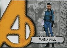 Marvel Beginnings Series 2 Die Cut Chase Card A-24 Maria Hill