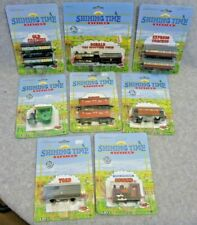 Eight (8) Thomas and Friends Ertl Items- Shining Time Station- New in Package!
