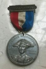 1903 Valley Forge 125th Anniversary Medal Badge Prooflike - HK-132. Baker L-195