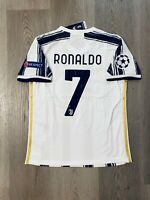 Cristiano Ronaldo #7 Home Soccer Jersey New Season 20/21 ( ALL SIZES AVAILABLE)