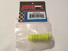 DuraTrax Shock Spring Medium Yellow (2) Vendetta St  DTXC9112 NEW