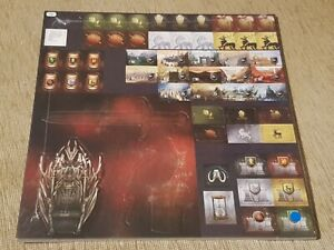 A Game of Thrones The Board Game *TOKENS SET* Unpunched Sealed 2nd Edition