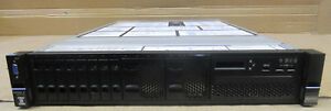 Lenovo x3650 M5 5462-AC1 2x 12-Core E5-2690v3 2.60GHz 256GB Ram 8-Bay Server
