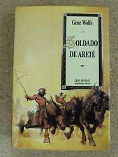 Soldado de Arete,Gene Wolfe,Martinez Roca