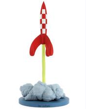 Cohete Tintin A Despegue Lente Luna Herge Moulinsart Colección Numerada
