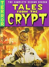 Tales from the Crypt Complete 2nd Second Season 2 Two DVD SET Series TV Show R1