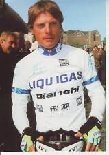 CYCLISME carte cycliste DANILO DI LUCA lauréat 2005 éditions coups de pédales