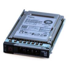 "NEW Dell 3.84TB 2.5"" SAS 12GB Hot-Plug Solid State Drive SSD N85XX + 14Gen Caddy"