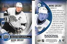 Wayne Gretzky 2014 Upper Deck National Convention - NSCC - LA Kings