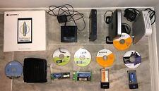 Lot-Netgear-LinkSys-2Wire-Motorola-Surfboard-Modems & Router / Wireless Adapter