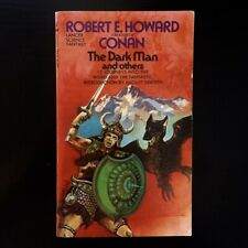 Robert Howard - The Dark Man and Others - Lancer Books - 1971 Vintage Fantasy