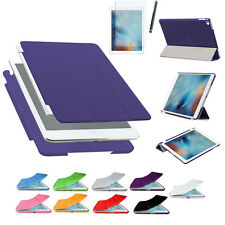 iPad Mini 4 Smart Cover + Back Case Schutzhülle Etui Hülle Tasche+ Zubehör Folie