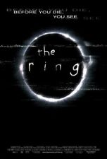 THE RING Naomi Watts Horror Advance Original Double Sided 27x40 Movie Poster