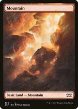 Magic the Gathering (mtg): 2XM: Mountain # 380 - Full Art - Foil
