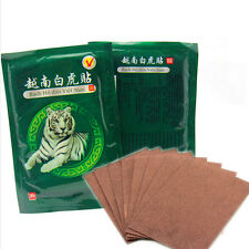 16patch Tiger Balm Plasters Back Pain Relief Patch Heat Balm Plasters Muscle Hot