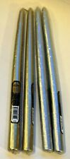 "12"" Candle Tapers (set of 4) Silver, Gold - Christmas, New Years, Weddings, etc."