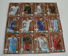 Panini Adrenalyn XL Road to World Cup 2018-Tous les 12 Goal machine