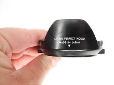#2 Sigma Perfect 52mm Camera Lens Hood For Mini Wide / Super Wide 24mm & 28mm