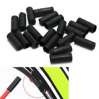 20X Road Mountain Bike Bicycle Brake Derailleur Shifting Line Pipe Cable Caps GD