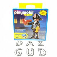 Playmobil Pals Brave Prince # 4643 5 pc Set 2004 Made in Germany