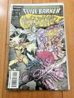 MARVEL COMIC BOOK Hyperkind #1 Clive Barker Razorline  Foil Embossed Cover NM-