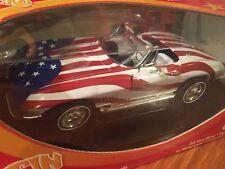 Ertl 1:18 Austin Powers 1965 Chevrolet Corvette Sting Ray Item 37257