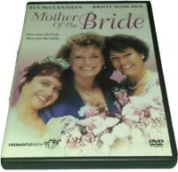 Mother of the Bride DVD rue McClanahan Kristy McNichol RARE oop