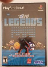 Taito Legends Playstation 2 PS2 *Brand New/Sealed*