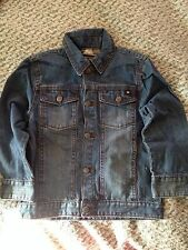 NEW NWT Lucky Denim Jean Jacket Boys Girls Unisex Size Small MSRP $39.50