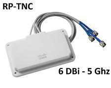 ANTENNA WIFI CISCO SYSTEM AIR-ANT5160NP-R 5GHZ 6dBi RP-TNC 802.11n AERIAL WI-FI