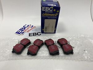 For Ford Focus 2000-2007 EBC UD886 Ultimax2 Replacement Rear Brake Pads