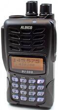 ALINCO DJ-500 Ricetrasmettitore portatile Bibanda VHF/UHF