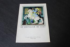 """(73) Menu Le chevalier du guet French Line CGT """"Flandre"""" 22 septembre 1958"""