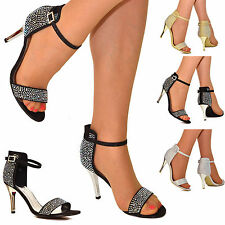Strappy, Ankle Straps Special Occasion Slim Shoes for Women