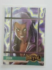 1995 Marvel Metal STORM Alternate M #135 comic card 🔥