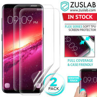 Galaxy S8 S9 S9 Plus Genuine ZUSLAB Full Coverage Flex Soft TPU Screen Protector