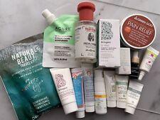 New Natural Skincare Lot 16 Pieces Full Sized Briogeo (retail $175)