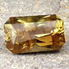 GREEN-GOLD-ORANGE-PINK SCHILLER OREGON SUNSTONE 40.70Ct MY LARGEST-TOP INVESTMEN