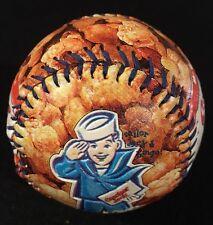 Cracker Jacks Embossed Souvenir Promotional Baseball ball
