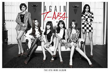 T-ARA 8TH MINI ALBUM [ AGAIN ]