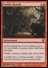 MTG GOBLIN ASSAULT ASIAN - ASSALTO GOBLIN - ALA - MAGIC