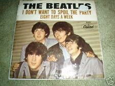 BEATLES 45 ORIG CAPITOL USA  EIGHT DAYS A WEEK RECORD 7