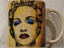 Madonna Coffee Mug, Celebration Album Cover