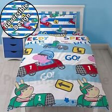 Peppa Pig George duvet cover set Nuevo Reversible
