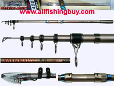 15ft Telescopic surf casting rod flexible strong 98% Japan carbon brand new